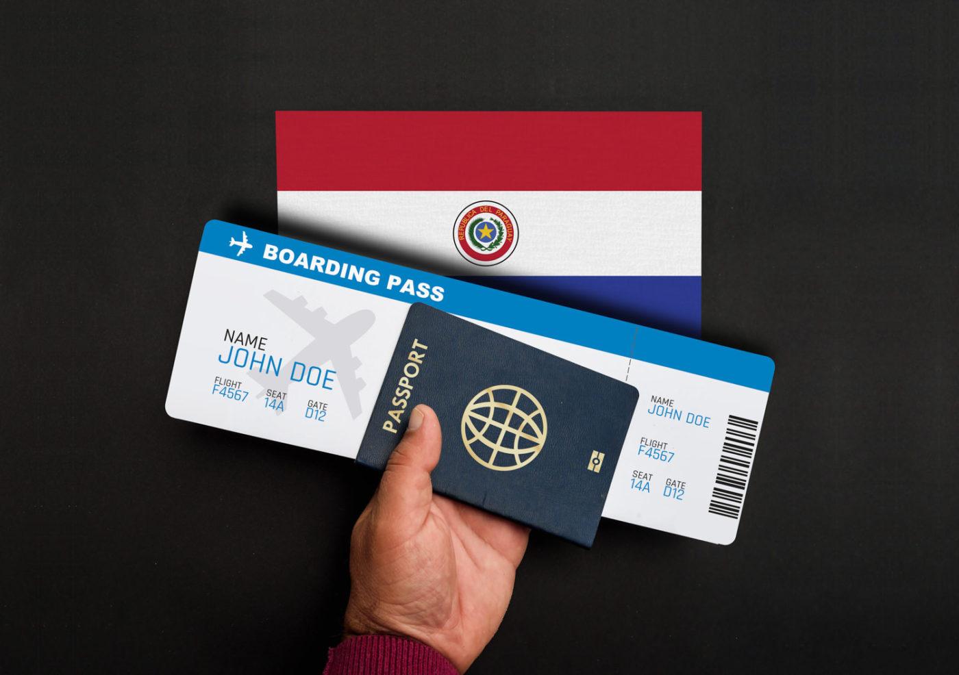 Papiere auswandern Paraguay